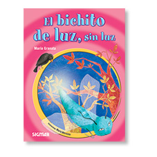 Editorial sigmar el bichito de luz sin luz for Bichito de luz jardin